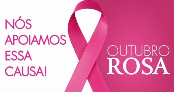 Apoio ao cancer de mama