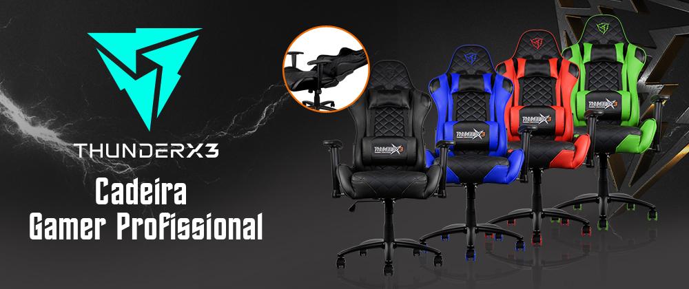 Cadeiras para gamers modelos e preços