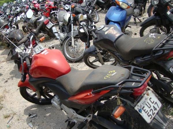 motos para leilão