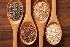 Benefícios da quinoa, chia e linhaça