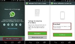 Como recuperar conversa apagada no WhatsApp