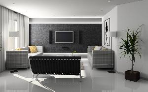 Como usar cores escuras na decoração