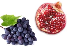 Descubra qual fruta típica de Ano Novo é melhor para a saúde