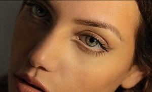 Maquiagens para quem tem olhos verdes