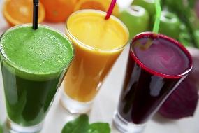 Suco detox: 5 receitas para desinchar