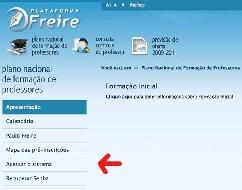 Plataforma Freire 2016 Inscrições