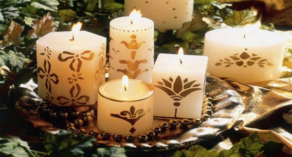 velas acesas