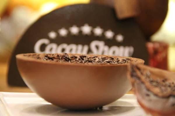 vagas temporarias cacau show ovo de chocolate recheado