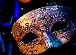 Moldes para mascaras de carnaval, imprimir