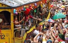 Blocos de carnaval mais famosos Trem amarelo