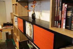 Cores fortes na decoração: como usar corretamente