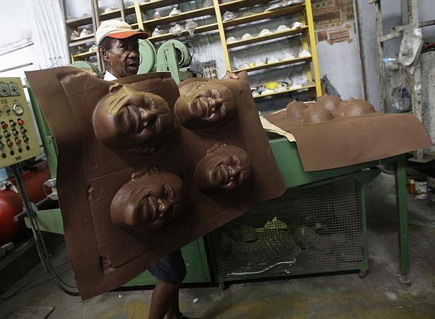Máscaras de Carnaval como fazer