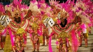 Vagas para desfile das escolas de samba Carnaval 2012