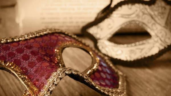 Carnaval máscara