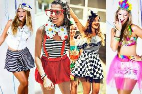 Fantasias Femininas para Carnaval 2017