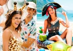 Fantasias mais usadas no Carnaval girafa