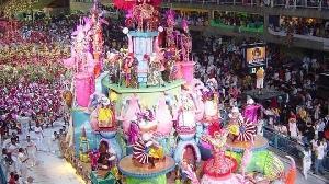 Ingressos para o Carnaval Rio 2016