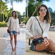 Looks e tendências pós praia 2016