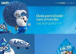 Lacta Chocolates | Site www.lacta.com.br