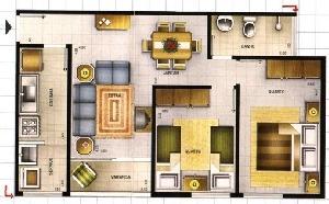 19 modelos de Plantas de casas modernas