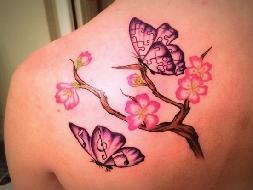20 tatuagens de flores para se inspirar