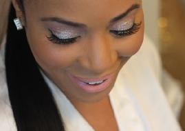 Dicas de maquiagem para noivas com pele negra