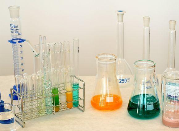 Cursos na área de Química são outra alternativa interessante (Foto Ilustrativa)