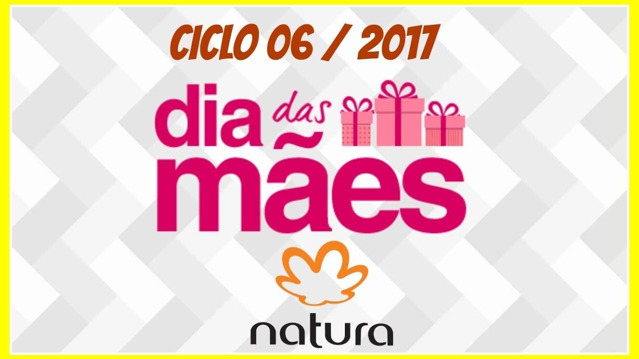 Dia das mães Natura 2017 - Promoções, dicas