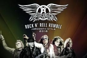 Aerosmith no Brasil 2016: ingressos e datas