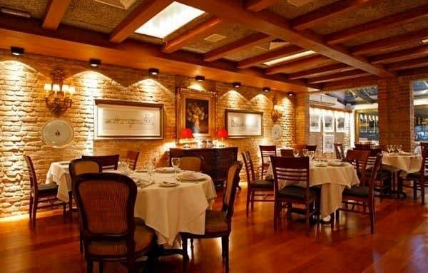 Principais Restaurantes Anna