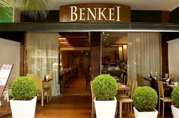Principais Restaurantes Benkey Sushi