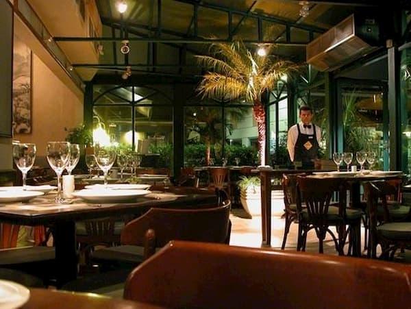 Principais Restaurantes Borsalino