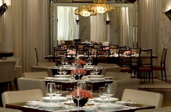 Principais Restaurantes Fasano Al Mare
