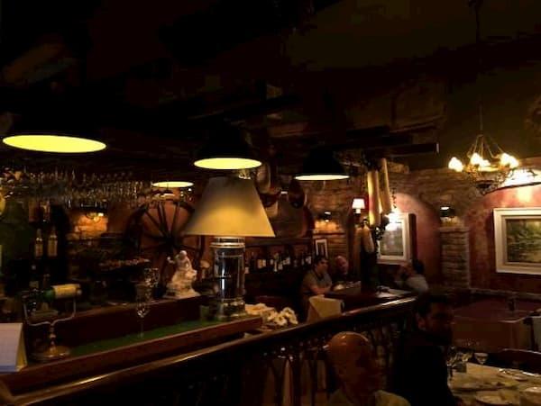 Principais Restaurantes La Botticella