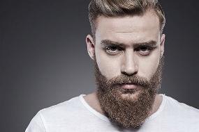 Barbas masculinas desenhadas 2017