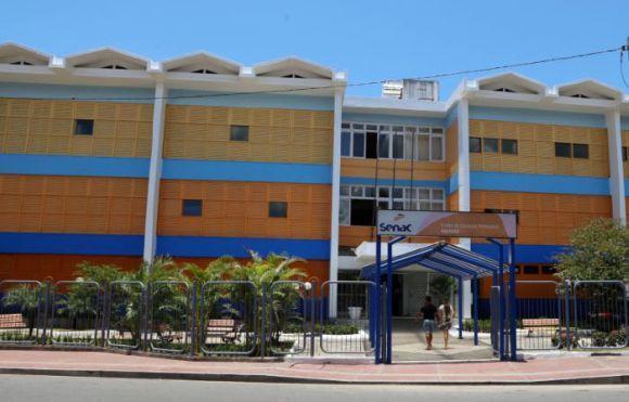 O Senac possui várias unidades na Bahia (Foto: Reprodução Senac BA)