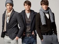 Tendência moda inverno masculino 2017