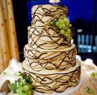 60 bolos de casamento que são tendência para 2017