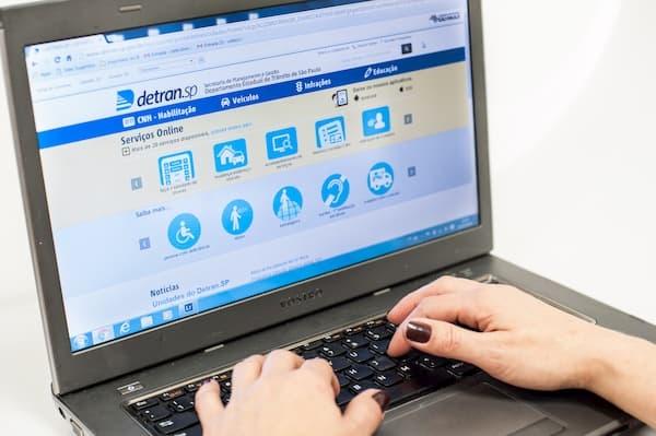 Detran SP consulta online