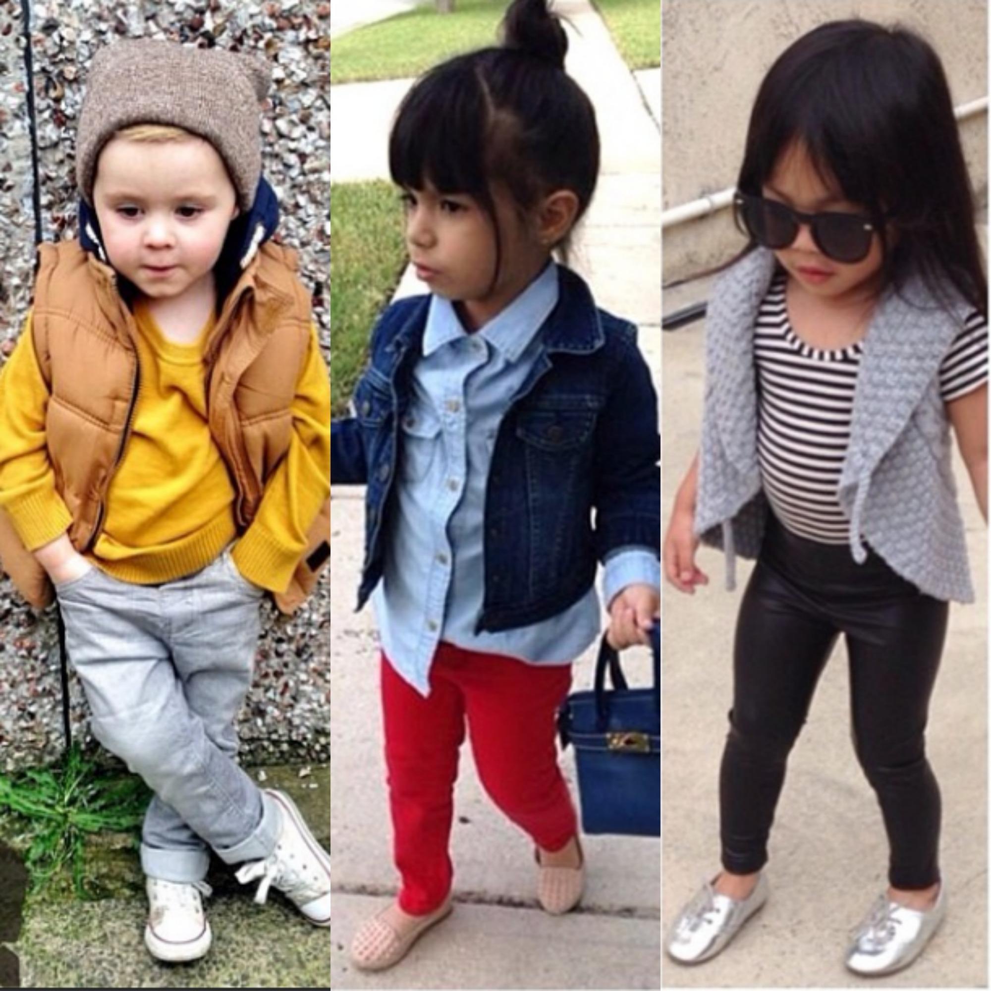Moda infantil verão 2018
