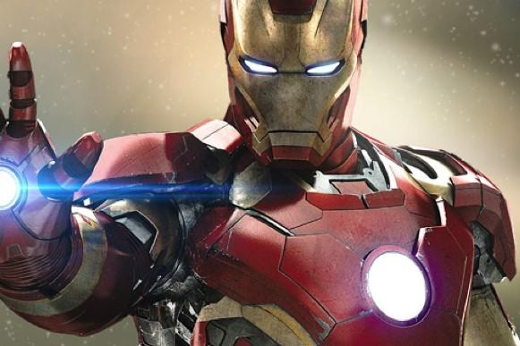 Vídeos com todas as armaduras do Homem de Ferro