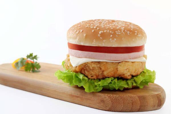 hambúrguer caseiro frango 1