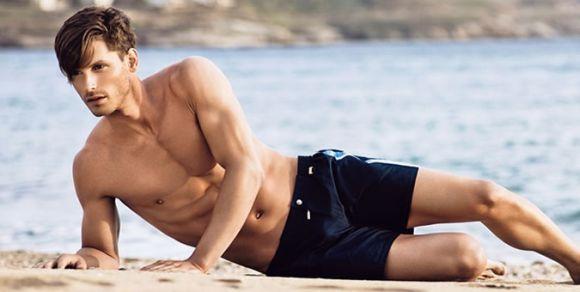 Moda praia masculina 2017: tendências e fotos