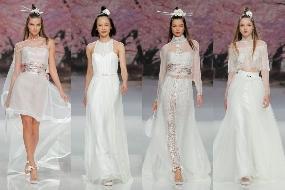 As tendências para vestidos de noiva em 2017