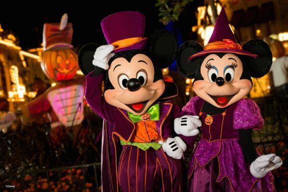 Halloween Disney Orlando: Atrações, viagens