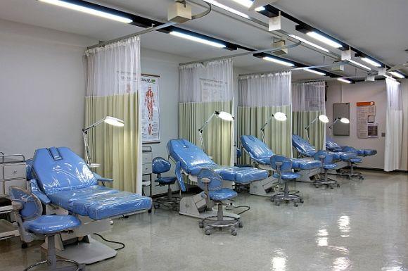 Laboratório de Estética do Senac Santo André (Foto: Reprodução Senac)