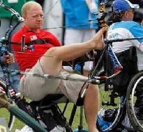 10 fotos inspiradoras das Paralímpiadas
