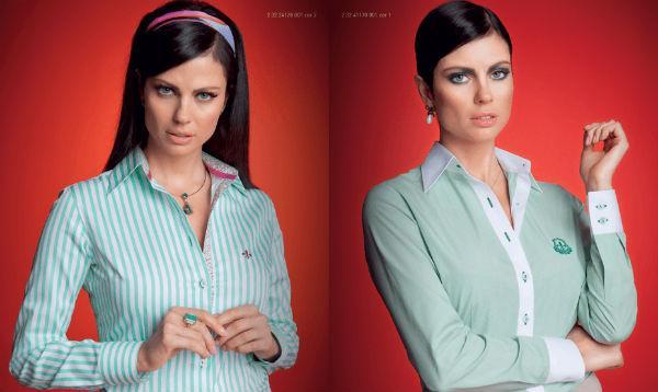 Camisas Femininas Dudalina