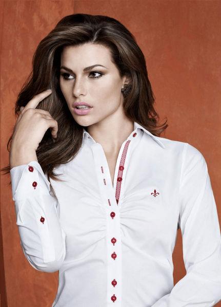 Camisas Femininas Dudalina - Preços 00247af7d6717