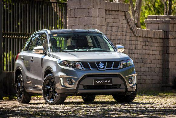 Nova Suzuki Vitara 2017: fotos, preços